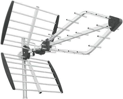 Triax Viper 457 - Antena TNT UHF ganancia 17,5dB LTE 700 ...