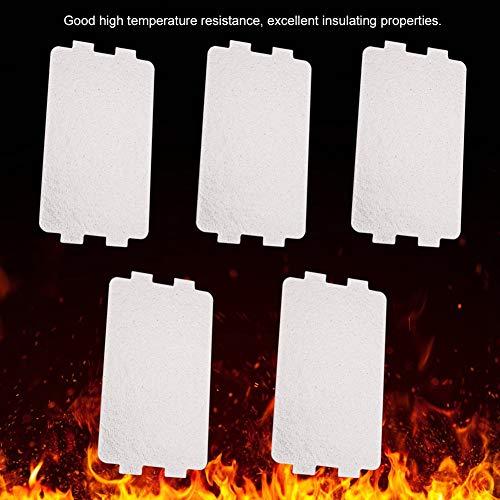 FTVOGUE - Juego de 5 Placas de Repuesto para hornos de microondas ...