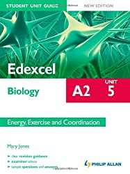 Edexcel A2 Biology Student Unit Guide New Edition: Unit 5 Energy, Exercise and Coordination (Edexcel A2 Student Unit Guide)
