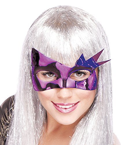 Sensory Starburst Mask -Purple - Halloween Mask - Sensory Starburst Mask