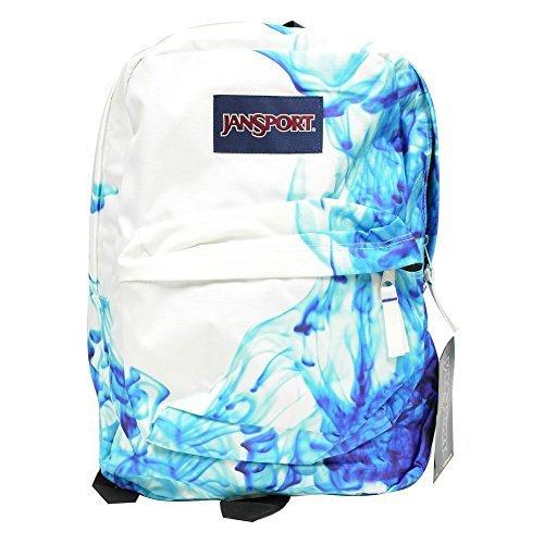 light blue backpack jansport - 1