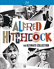 Universally recognized as the Master of Suspense, the legendary Alfred Hitchcock directed some of cinema's most thrilling and unforgettable classics. Alfred Hitchcock: The Ultimate Collection features 15 iconic films from the acclaimed direct...