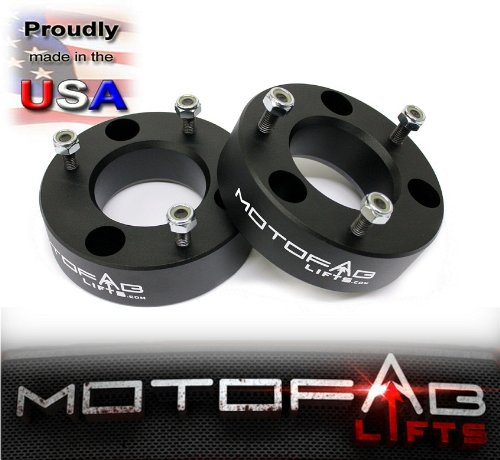 MotoFab Lifts F150-2.5 - 2.5'' Front Leveling Lift Kit That Will Raise The Front Of Your F150 2.5''