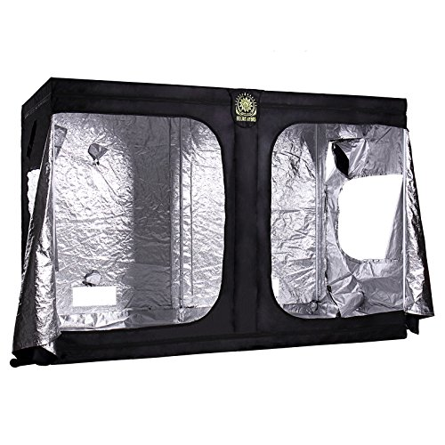 Helios 120'' x 60'' x 80'' Grow Tent – Indoor Mylar Hydroponic Plant Growing Room by Helios Hydro