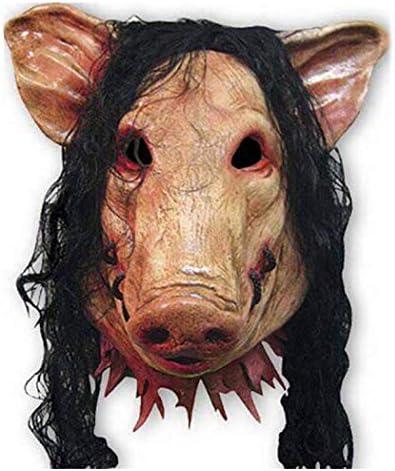 Halloween Animal Hoofddeksels, Party Spoof Mask, Latex Materiaal Halloween masker