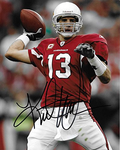 - Kurt Warner, Arizona Cardinals, Signed, Autographed, 8X10 Photo, a Coa with the Proof Photo of Kurt Signing Will Be Included.