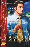 The Substitute Millionaire, Susan Mallery, 0373767609