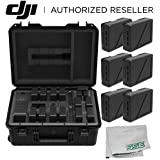 DJI Inspire 2 Battery Station for TB50 Intelligent Batteries Essentials Bundle