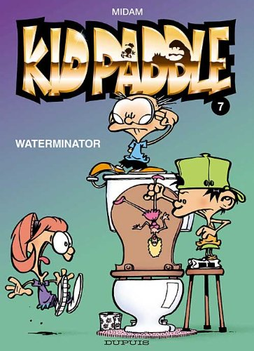 kid paddle tome 13 slime project french edition