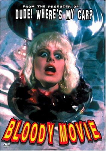 Bloody Movie (Night Terrors Dvd)
