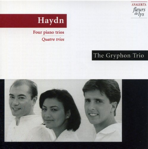 Four Piano Trios (Gryphon Trio)