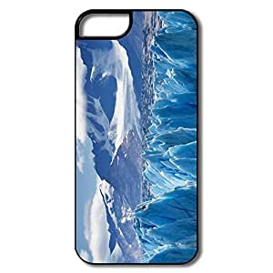 Cartoon Glacier Ice IPhone 5/5s Case For Family