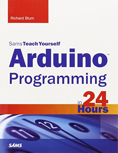 Price comparison product image Arduino Programming in 24 Hours, Sams Teach Yourself