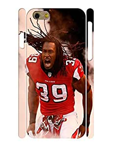 Customized Artsy Handmade Hard Funtional Sports Series Phone Shell Skin for Iphone 6 Case - 4.7 Inch
