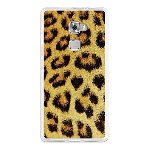 2 opinioni per Custodia Cover Silicone Flessibile in Gel TPU Huawei Mate S BeCool Animal Print