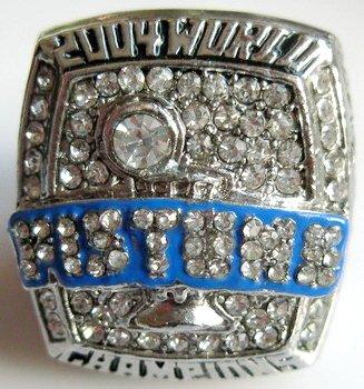 (2004 Detroit Pistons Joe Dumars Champions Ring Size)