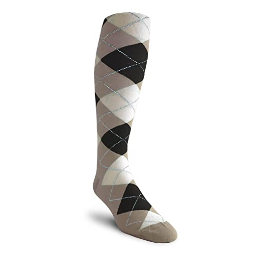 History of Vintage Men's Socks -1900 to 1960s Argyle Golf Socks: Over-The-Calf (AAA-ZZZ)  AT vintagedancer.com