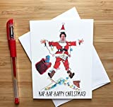 Clark Griswold Christmas Card
