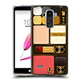 Head Case Designs Classy Makeup Kits Soft Gel Case for LG G4 Stylus