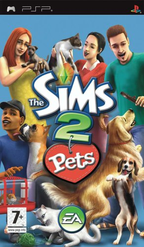 Electronic Arts The Sims 2 Pets - Sony PSP