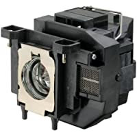 For ELP LP67 Replacement Projector Lamp with Housing by Mogobe