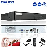 OWSOO 1080p 8CH H.264 P2P Network Video Recorder - Supports up to 8 x 1080p Network IP Cameras , Supports up to 3TB HDD (Not Included)