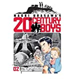 20th Century Boys, Volume 2: The Prophet by Naoki Urasawa front cover