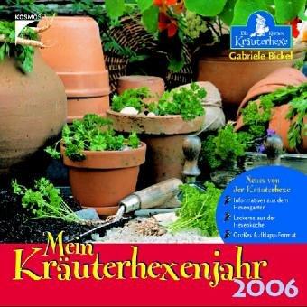 Mein Kräuterhexenjahr, Broschürenkalender