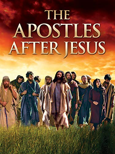 The Apostles After Jesus (For Funny Christmas Verse)