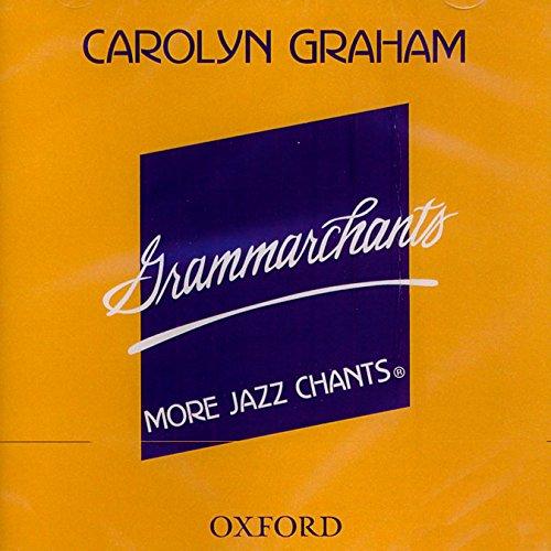 Grammarchants: More Jazz Chants®: Audio CD by Oxford University Press