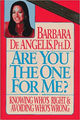 Are You The One For Me Book