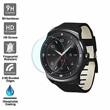 KAIBSEN LG G Watch R Sport Smart Watch 2.5D protector de ...