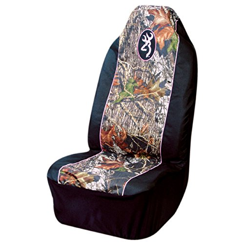 pink and camo car seat covers - 1