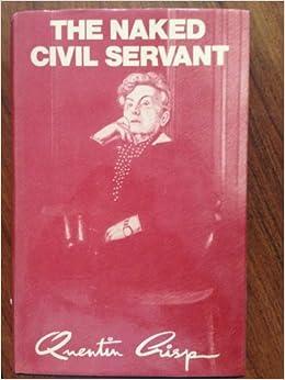 Book Naked Civil Servant