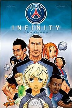 Paris Saint-Germain Infinity T01
