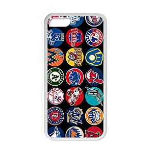 meilz aiaiQQQO MLB Background Spotlight Logos Phone case for ipod touch 5meilz aiai