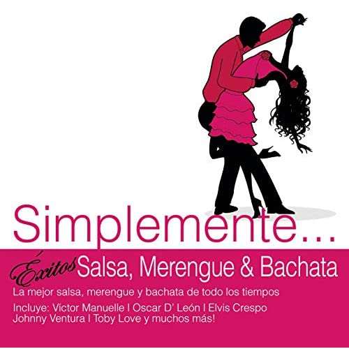 Exitos Salsa, Merengue y Bachata [Clean]