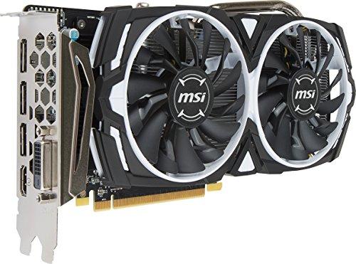 Build My PC, PC Builder, MSI Radeon RX 570 ARMOR 8G OC