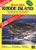Rhode Island Street Atlas (Official Arrow Street Atlas)