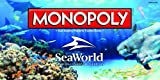 SeaWorld Monopoly Wildlife Conservation Edition