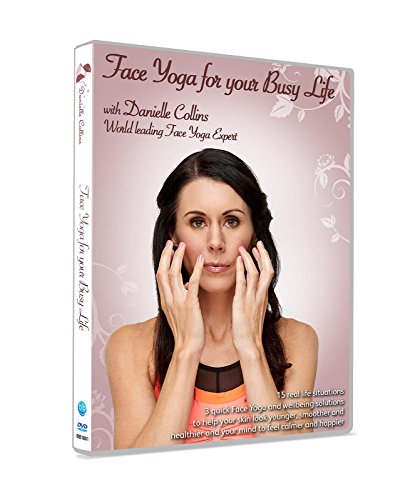 Danielle Collins - Face Yoga for your Busy Life (Region 0) [DVD] [NTSC]