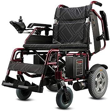 GW 320W * 2 Motor Potente 24v 20ah batería Silla de Ruedas eléctrica Plegable para discapacitados