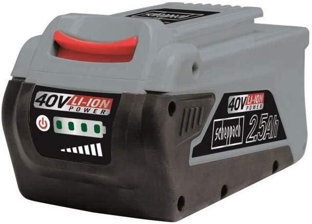 SCHEPPACH Ladegerät für Scheppach 40 V Geräte ***NEU***