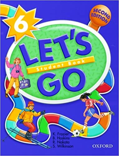 Book Let's Go 6: Student Book (Let's Go Second Edition)