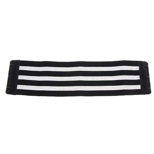 8b9be93c265f1 Fityle Womens Bra Extender 3 Hooks Ladies Bra Extension Strap Underwear  Strapless Accessories - Black