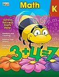 Math Workbook, Grade K (Brighter Child: Grades K)