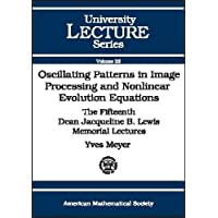 Oscillating Patterns in Image Processing and Nonlinear Evolution Equations: The Fifteenth Dean Jacqueline B. Lewis Memorial Lectures (University lecture series, vol.22)