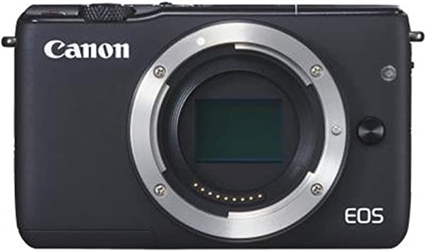 Canon EOS M10 - Cuerpo de cámara Digital compacta de 18 MP ...