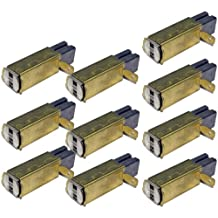 Ryobi RE180PL2 / RE180PL1 / RE180PL / R175 Router (10 Pack) Replacement Carbon Brush & Spring # 290069048-10pk