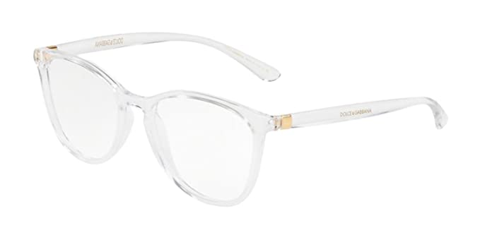 d06e8003a81 Image Unavailable. Image not available for. Color  DOLCE   GABBANA  Eyeglasses DG5034 3133 Crystal